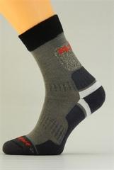 0a7b103c5d5 Ponožky Benet Trek Komfort K005